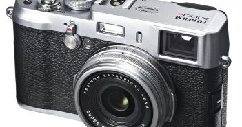 Fuji x100s Front View